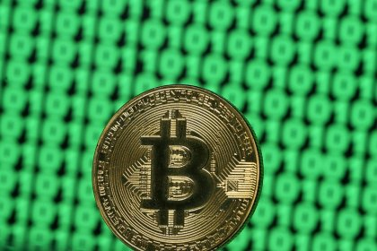 Bitcoin jumps 10 percent to two-week high, leads broad crypto surge