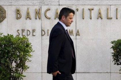 Bank of Italy sees economic growth slowing slightly in first quarter
