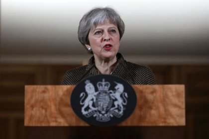In Brexit appeal, May calls on Commonwealth to boost trade