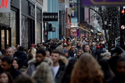 UK consumers cut spending as snow adds to inflation squeeze - Visa