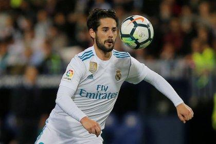Isco lidera la victoria del Real Madrid ante el Málaga; el Atlético vence al Levante