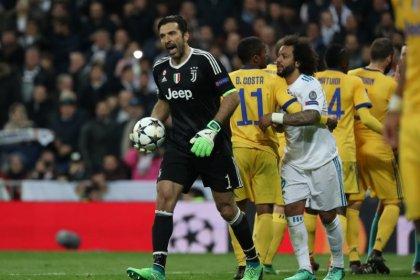 Polêmica de pênalti do Real Madrid fortaleceu Buffon, diz técnico da Juventus