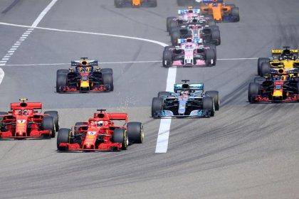 Equipes de F1 poderão correr com mais combustível em 2019