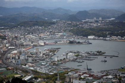 Japan's March exports disappoint on strong yen, trade friction a risk