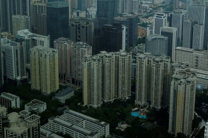 China's new home prices edge up, gains extend to larger cities