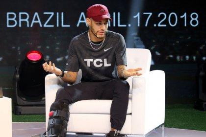 Neymar promete trabajar más duro que nunca para estar listo para el Mundial de Rusia 2018