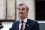 Villeroy del BCE dice que aumentan riesgos que podrían alterar el plan de ajuste