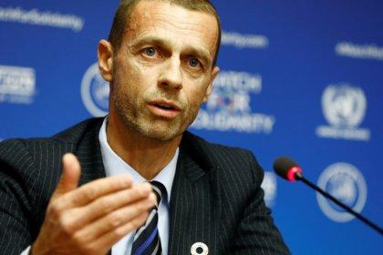 """El presidente de la UEFA expresa su """"miedo"""" por el uso del VAR en el Mundial"""
