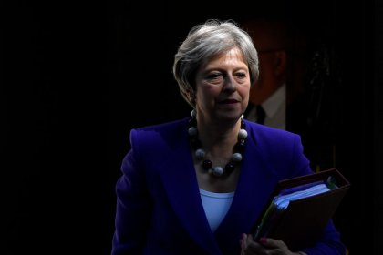 May dealt embarrassing Brexit defeat in House of Lords