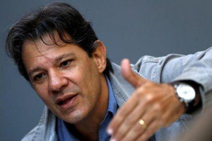 ENTREVISTA-Haddad não admite que PT abra mão de candidatura Lula, mas defende esquerda unida na eleição