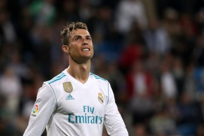 Cristiano Ronaldo marca de letra e garante empate do Real Madrid com Bilbao