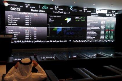 مكاسب النفط ترفع البورصة السعودية وسهم قطر الوطني يقفز