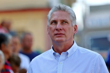Miguel Díaz-Canel toma posse como presidente de Cuba no lugar de Raúl Castro
