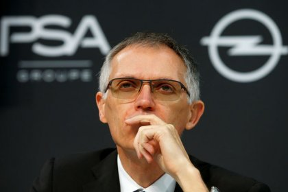 Peugeot boss faces toughest adversary yet in IG Metall