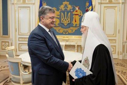 Украина перед выборами хочет отделить церковь от России