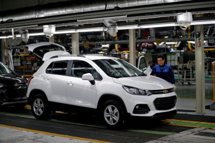 GM Korea and union in talks Friday afternoon, seek to ward off bankruptcy