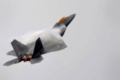 Exclusive: Lockheed Martin to propose stealthy hybrid of F-22 and F-35 for Japan - sources
