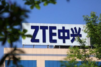 China's ZTE slams U.S. ban on sales, says company's survival at risk