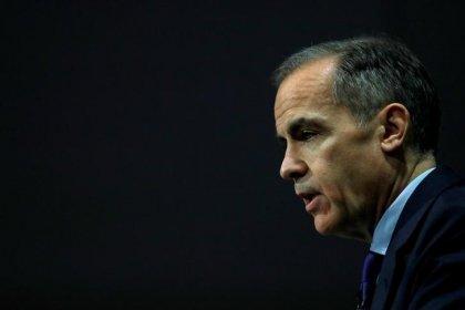 Britischer Notenbankchef rückt von Zinserhöhung im Mai ab