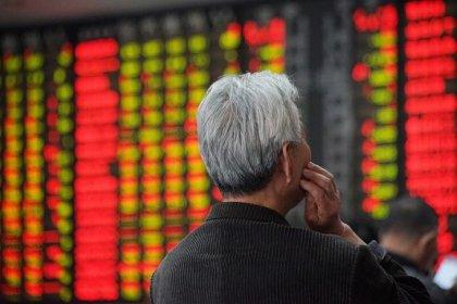 Китайский рынок акций пережил худшую неделю за месяц, акции Гонконга в минусе