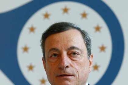 Draghi - Wirtschaft im Euro-Raum braucht offenen Welthandel