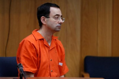 U.S. gymnastics coaching duo says doctor's sex abuse surprised them