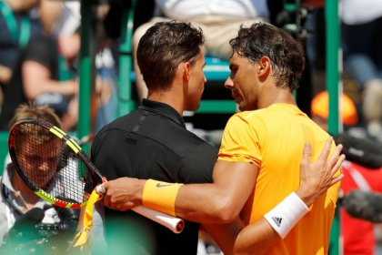 Ruthless Nadal sends Thiem packing in Monte Carlo