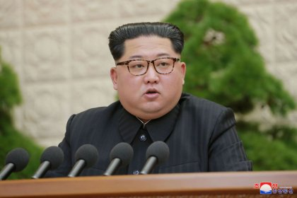 North Korea says will stop nuclear tests, scrap test site