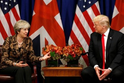 U.S. President Trump to visit Britain mid-year, possibly July: reports