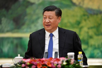 China's Xi says internet control key to stability