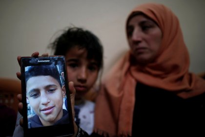 Dead Gaza teenager ignored mother's warning