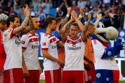 Strugglers Hamburg beat Freiburg to get Bundesliga lifeline