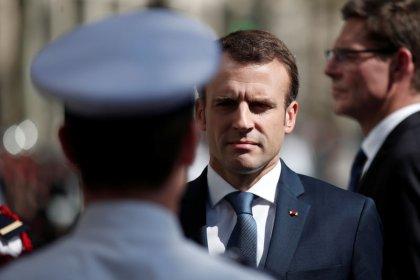 Macron calls Sisi to discuss Syrian crisis