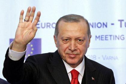 Turkey, rebel allies have lost hundreds in Afrin fighting, Erdogan says
