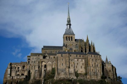 France's Mont Saint-Michel evacuated after man threatens police - district prefect