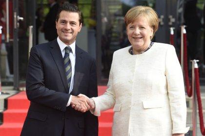 Deutschland und Mexiko loben Freihandel vor Merkels US-Reise