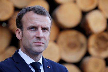 Macron prudent sur la détente entre Pyongyang et Washington