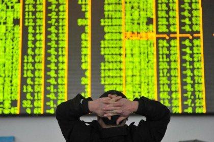 Рынки акций Китая, Гонконга закрылись снижением из-за беспокойства о ZTE