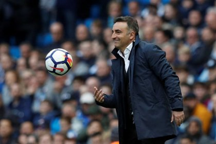 Home form can keep Swansea safe, says Carvalhal