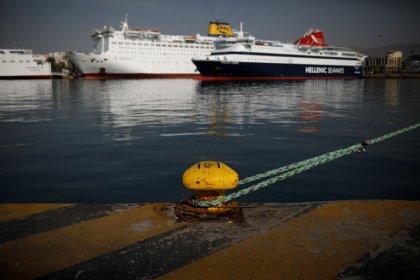 EU verdächtigt Chinesen des Steuerbetrugs im Hafen von Piräus