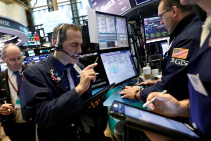 Wall Street flat as industrials offset lower oil; U.S. yields on radar