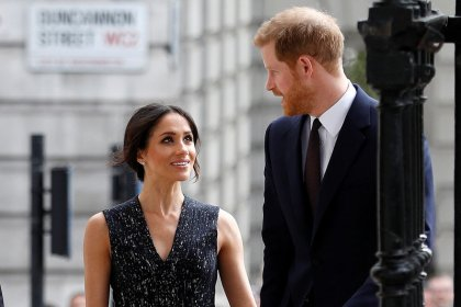 All dolled up for Britain's royal wedding