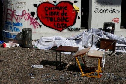 Universités: Plus d'un million d'euros de dégâts, dit Vidal
