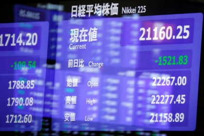Asian stocks pause after sell-off; dollar, oil near recent highs
