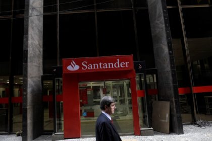 Brasil impulsa el beneficio de Santander pese a la debilidad en Reino Unido