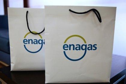 Enagás reitera sus objetivos tras mejorar un 3,5 por ciento su Ebitda