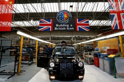 UK CBI factory orders growth fails to recover in April