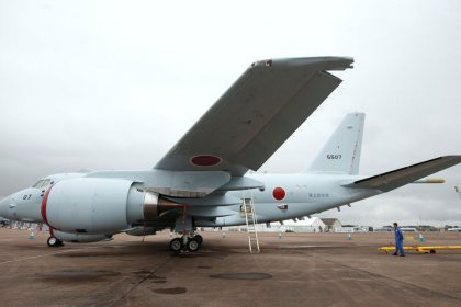 Japan seeks role in French-German marine surveillance plane project - sources