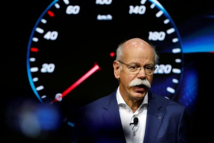 Hostile takeover? Daimler CEO says no fears about Chinese magnate Li Shufu
