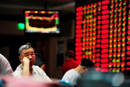 Акции Китая, Гонконга снизились вслед за Уолл-стрит